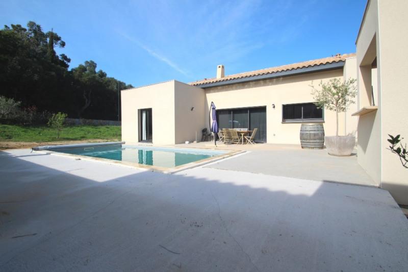 Sale house / villa Laroque des alberes 469000€ - Picture 1