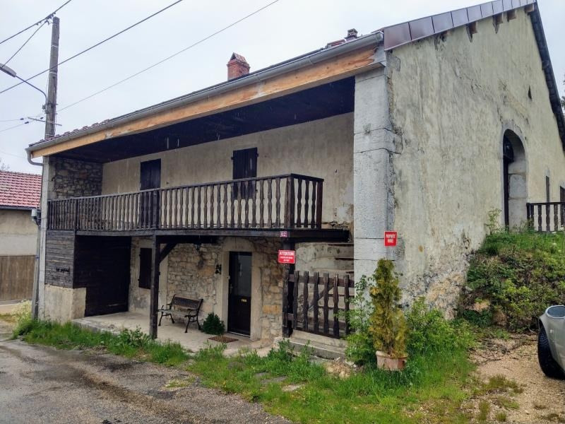 Vente maison / villa Belleydoux 240 000€ - Photo 2