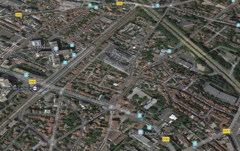 Vente maison / villa Arcueil 485000€ - Photo 8
