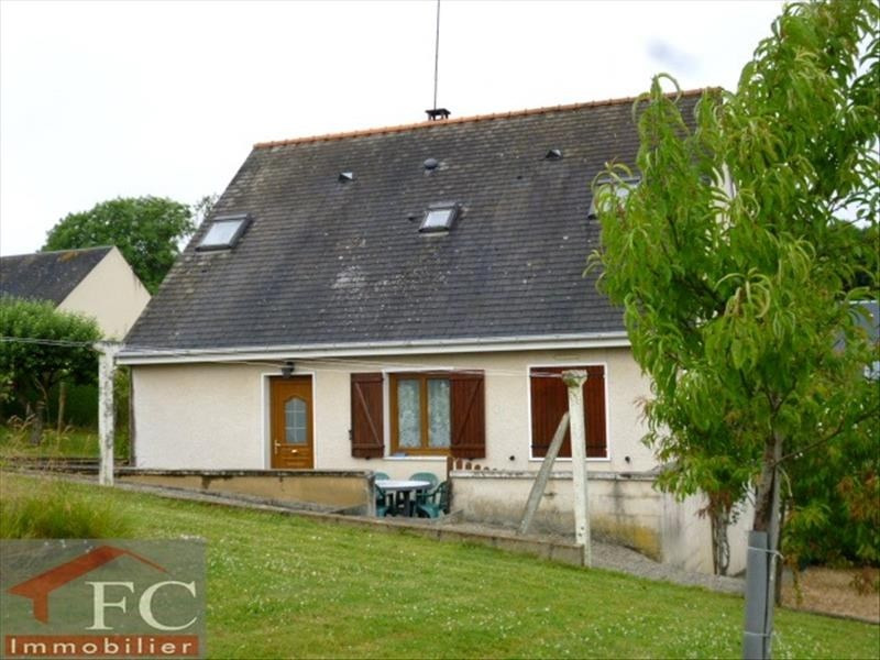 Vente maison / villa Lunay 133500€ - Photo 6
