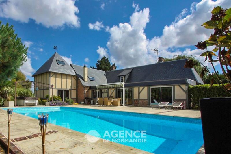 Deluxe sale house / villa Bernay 525000€ - Picture 2