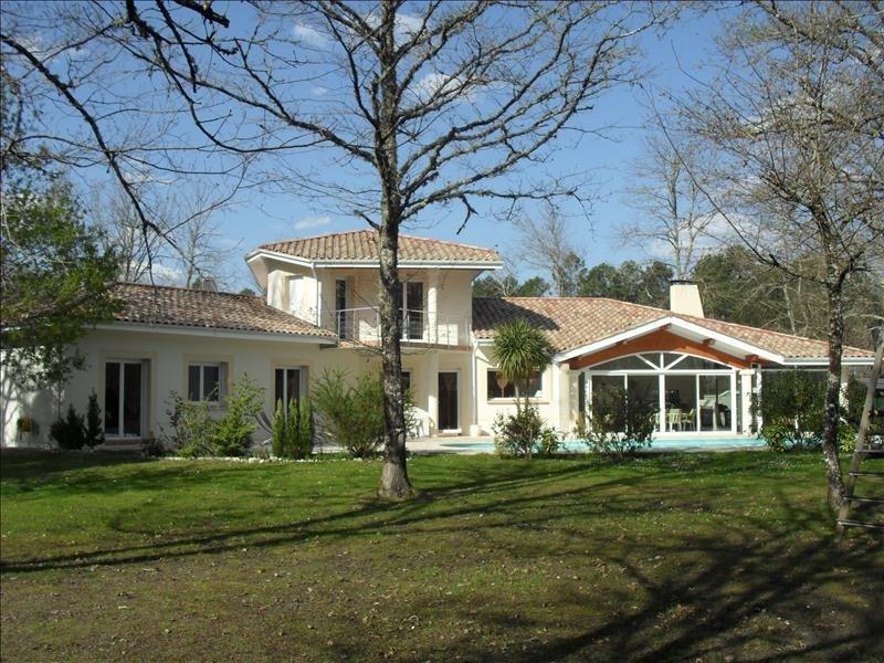 Deluxe sale house / villa Ste eulalie en born 577000€ - Picture 1