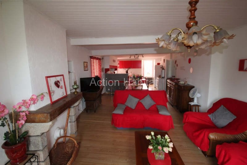 Sale house / villa Villeneuve 132000€ - Picture 3