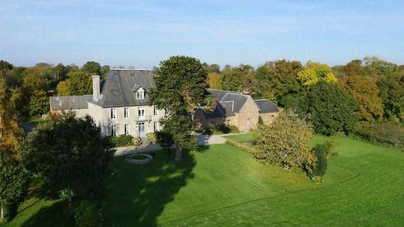 Immobile residenziali di prestigio casa Coutances 798000€ - Fotografia 9