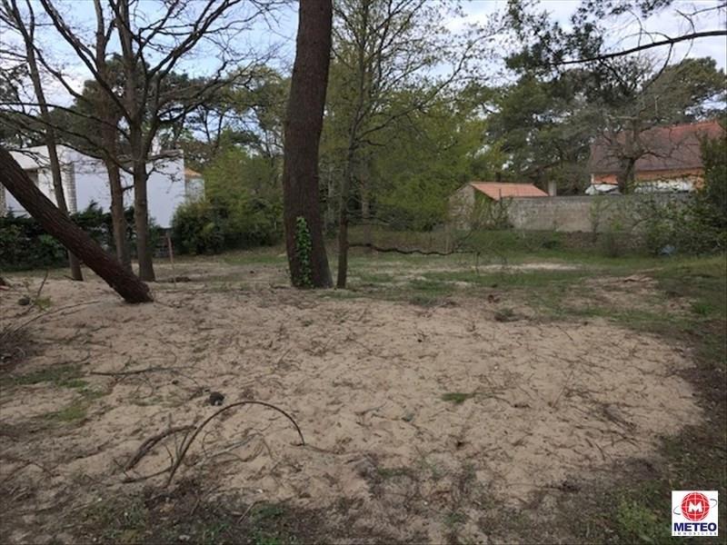 Verkauf grundstück La tranche sur mer 138800€ - Fotografie 1