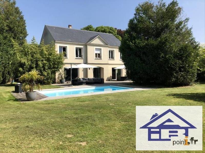 Deluxe sale house / villa Feucherolles 1190000€ - Picture 2