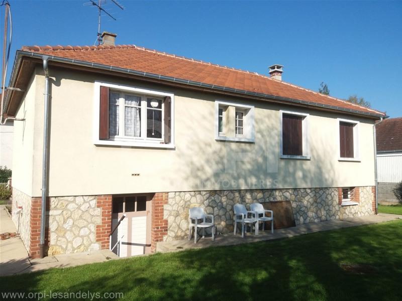 Vente maison / villa Les andelys 156000€ - Photo 10