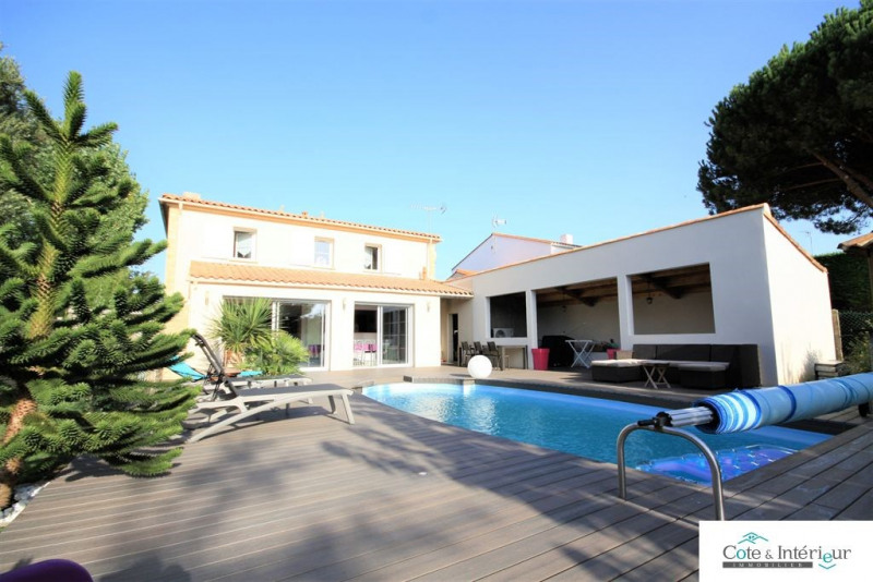 Vente maison / villa Chateau d olonne 459 000€ - Photo 1