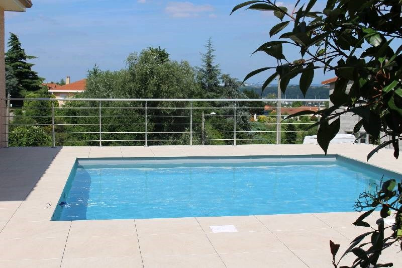 Deluxe sale house / villa Vernaison 725000€ - Picture 5