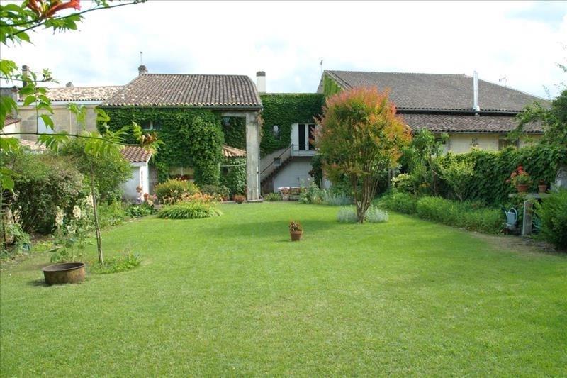 Vente maison / villa St andre de cubzac 499000€ - Photo 1