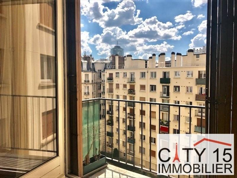 Verkoop  appartement Paris 15ème 650000€ - Foto 3