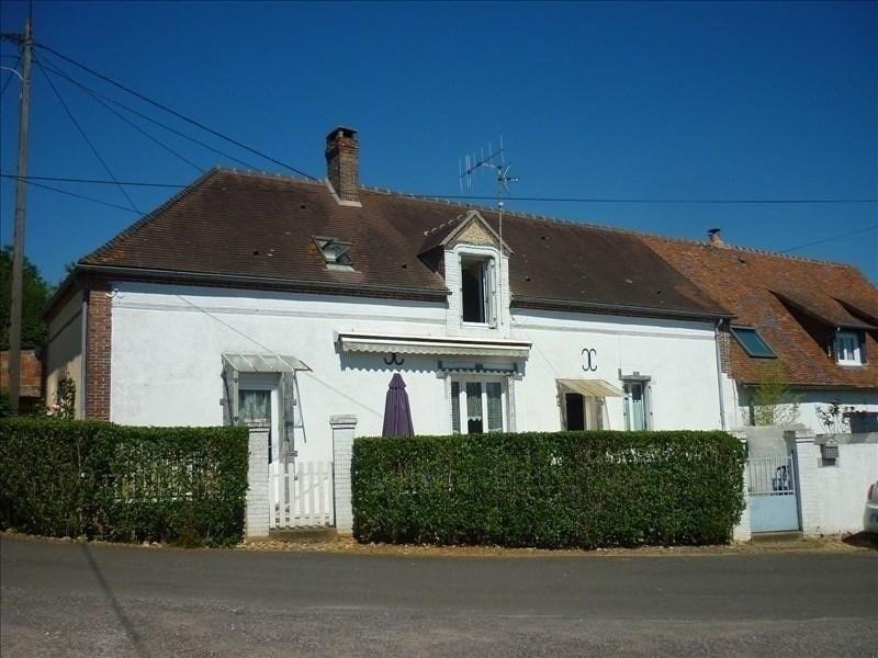 Sale house / villa Tourouvre 64000€ - Picture 1