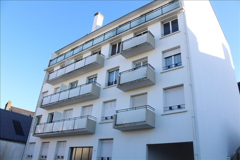 Vente appartement Quimper 108 000€ - Photo 1