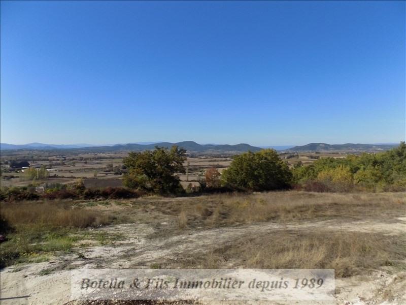 Verkoop  stukken grond Barjac 84000€ - Foto 2