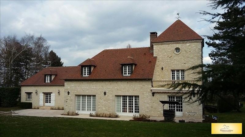 Verkauf von luxusobjekt haus Fontenay mauvoisin 1190000€ - Fotografie 3