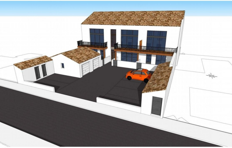 Vente appartement St gilles croix de vie 366740€ - Photo 1