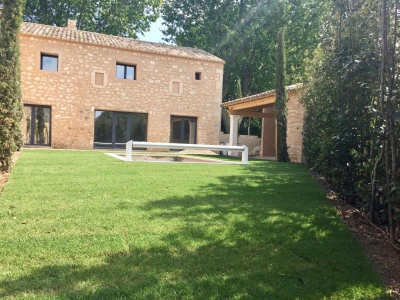 Vente de prestige maison / villa Maussane les alpilles 850000€ - Photo 1