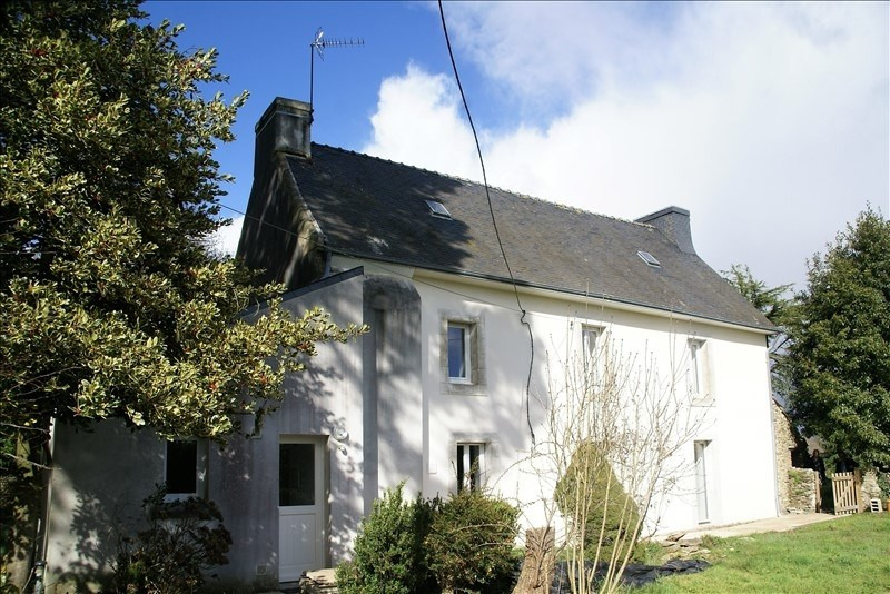 Location maison / villa Bannalec 680€ CC - Photo 1