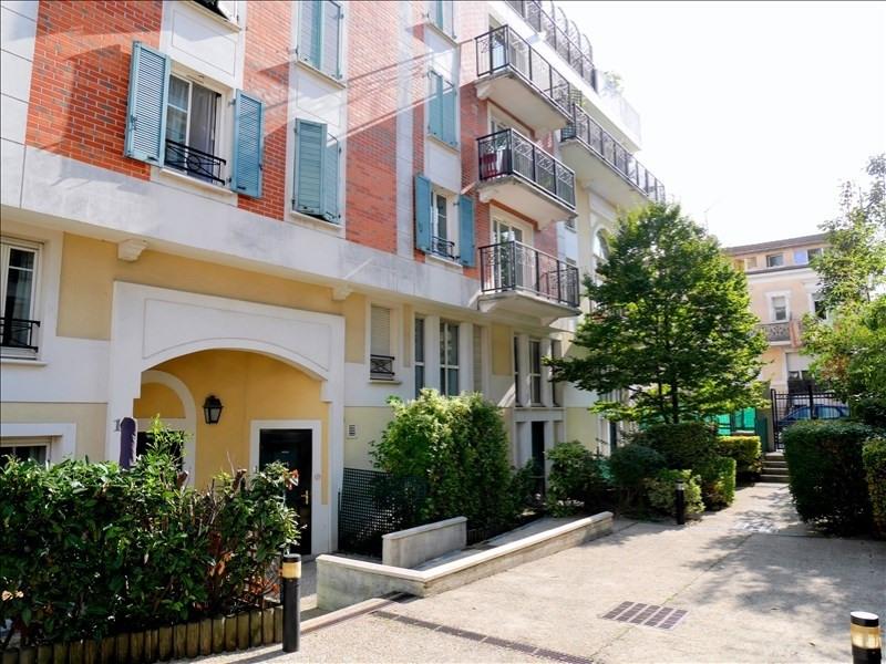 Rental apartment Les pavillons sous bois 950€ CC - Picture 1