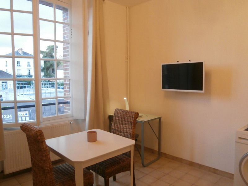Rental apartment Fontainebleau 800€ CC - Picture 2