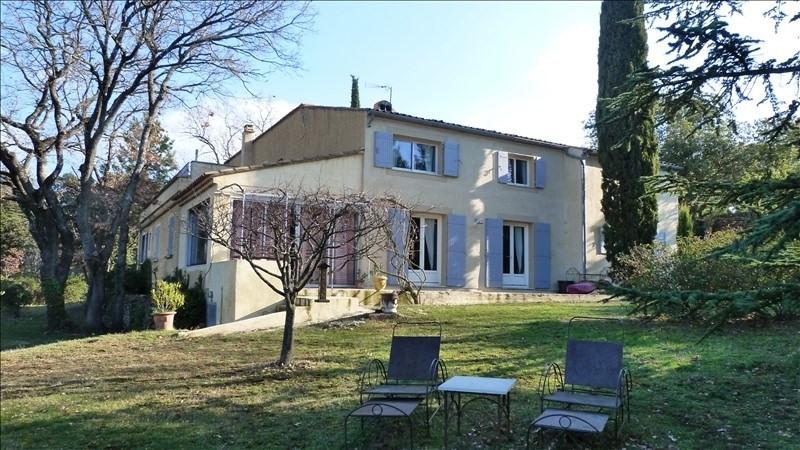 Verkoop van prestige  huis Venasque 660000€ - Foto 1