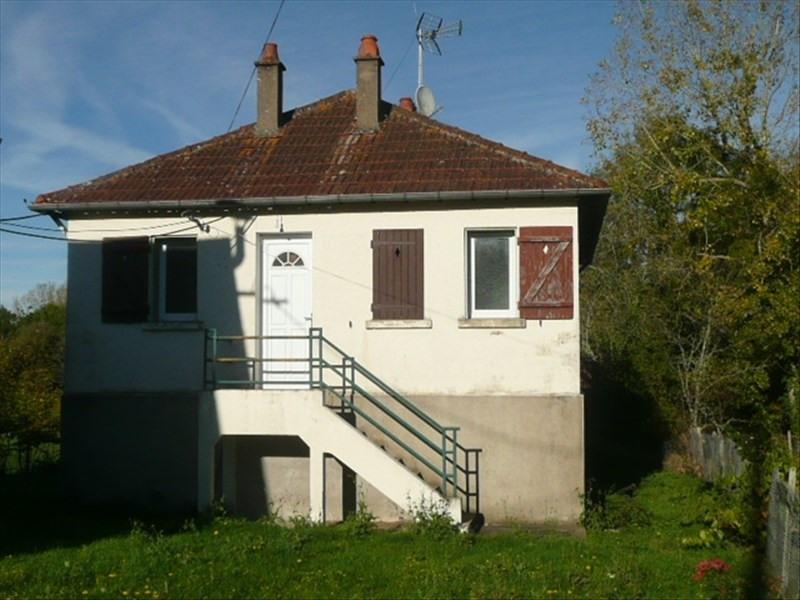 Sale house / villa Concressault 67000€ - Picture 2