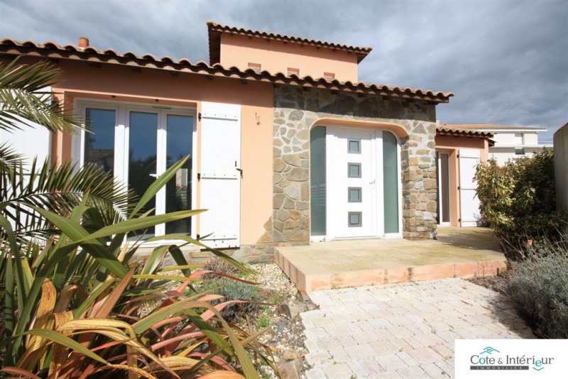Vente maison / villa Chateau d olonne 339000€ - Photo 1