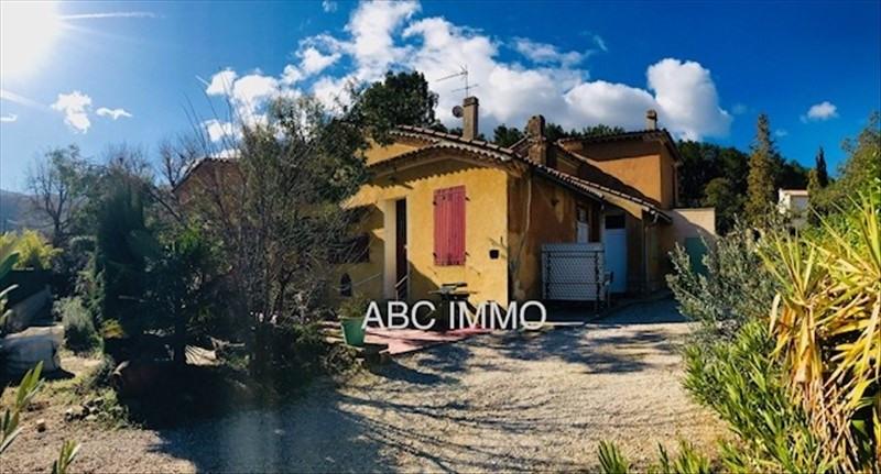 Vente maison / villa Nans les pins 399990€ - Photo 1