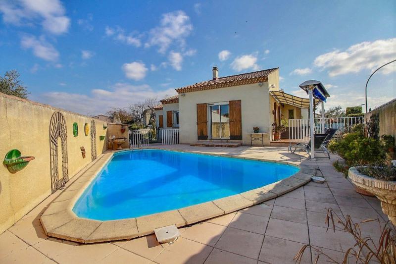 Vente maison / villa Bouillargues 299500€ - Photo 1