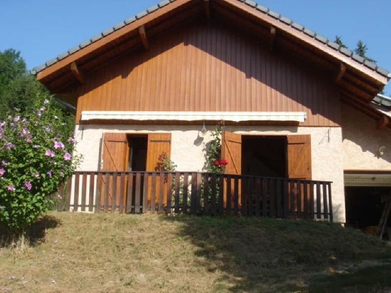 Location maison / villa Arvillard 725€ CC - Photo 1