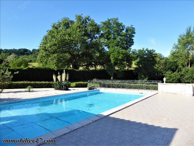 Vente maison / villa Ste livrade sur lot 318000€ - Photo 5