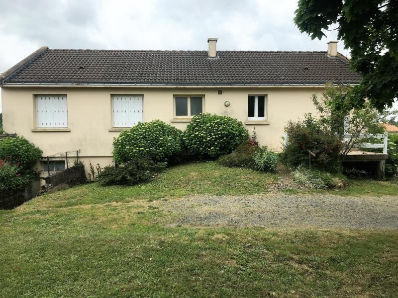 Sale house / villa Le fief sauvin 127600€ - Picture 2