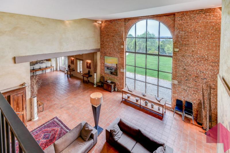 Vente de prestige maison / villa Verfeil 1263000€ - Photo 1