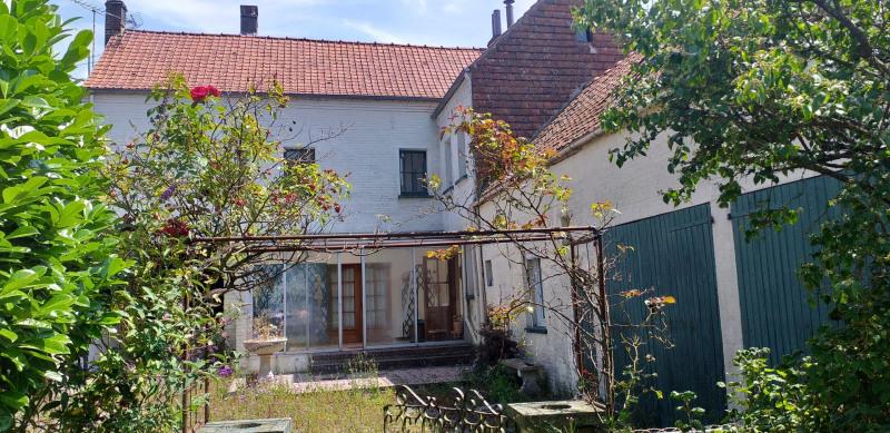 Vente maison / villa Fauquembergues 115700€ - Photo 1
