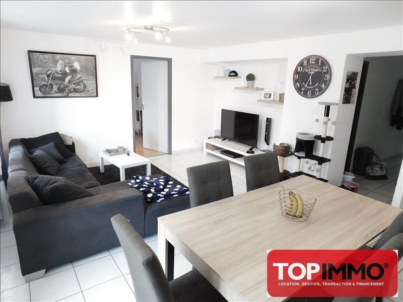 Sale building Moussey 106000€ - Picture 2