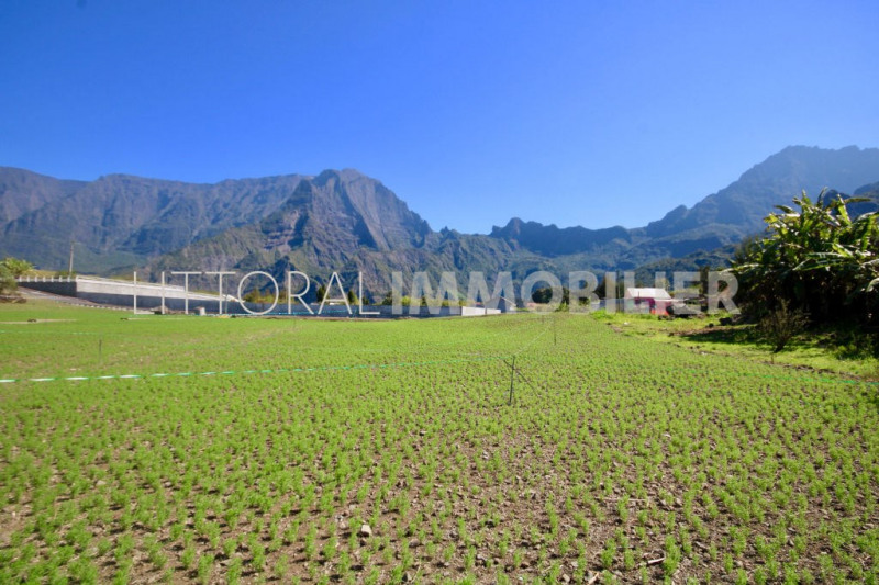 Venta  terreno Cilaos 178200€ - Fotografía 1