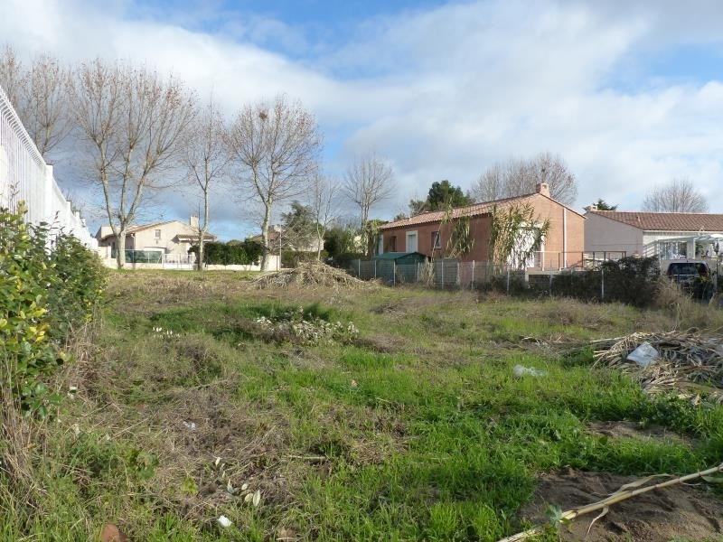 Sale site Montady 78000€ - Picture 1