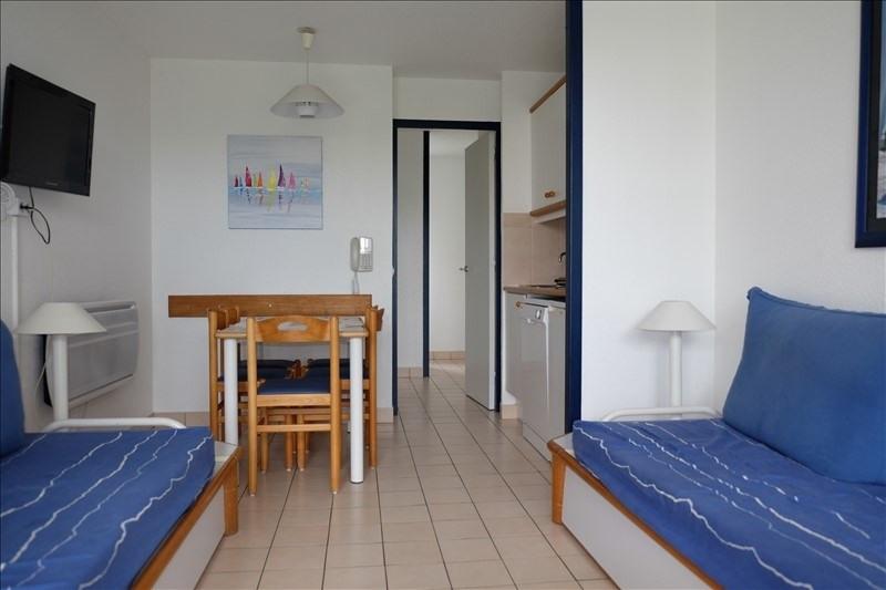 Verkoop  appartement Talmont st hilaire 65400€ - Foto 4