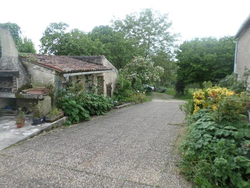 Vente maison / villa Civaux 111500€ - Photo 8