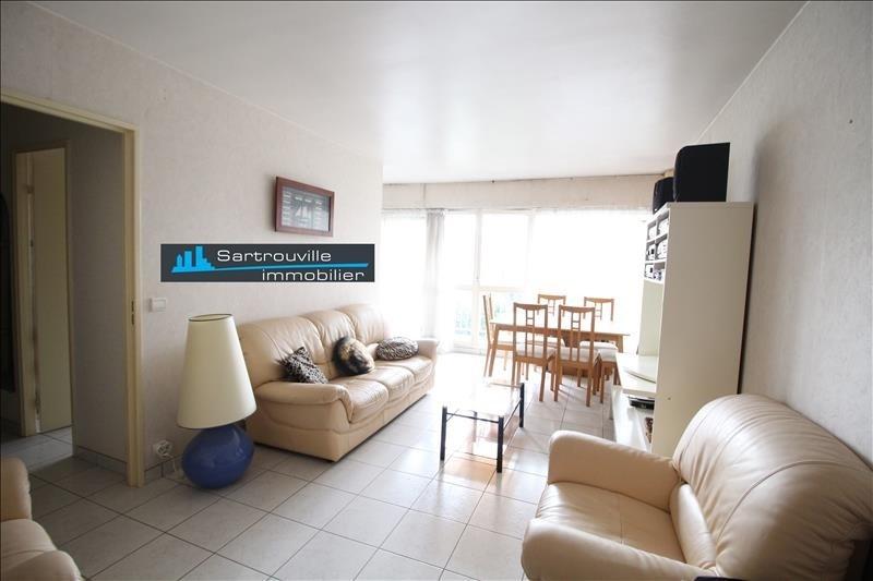 Revenda apartamento Sartrouville 169000€ - Fotografia 1