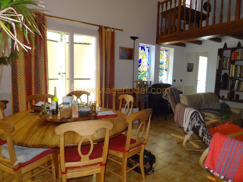 Life annuity house / villa Besseges 267500€ - Picture 8