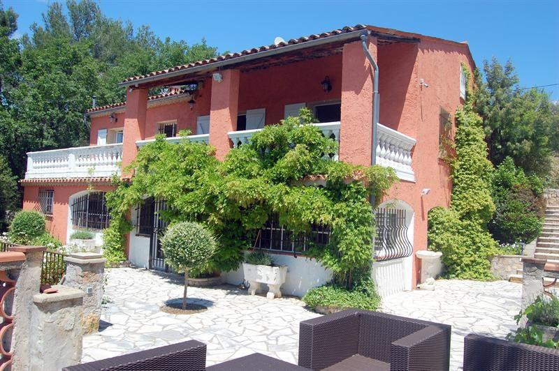 Vente de prestige maison / villa Seillans 980000€ - Photo 1