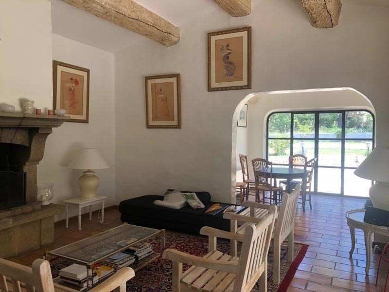 Vente maison / villa Eguilles 695 000€ - Photo 1
