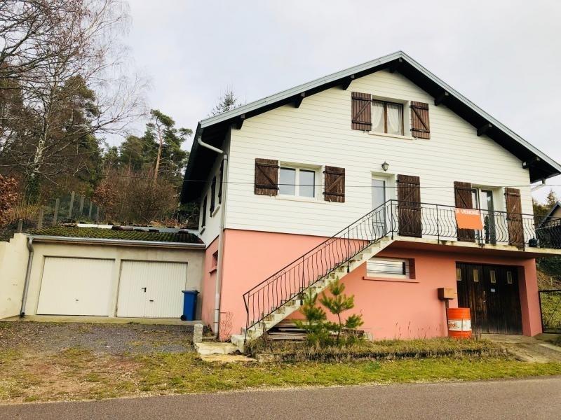 Vente maison / villa Housseras 109900€ - Photo 1