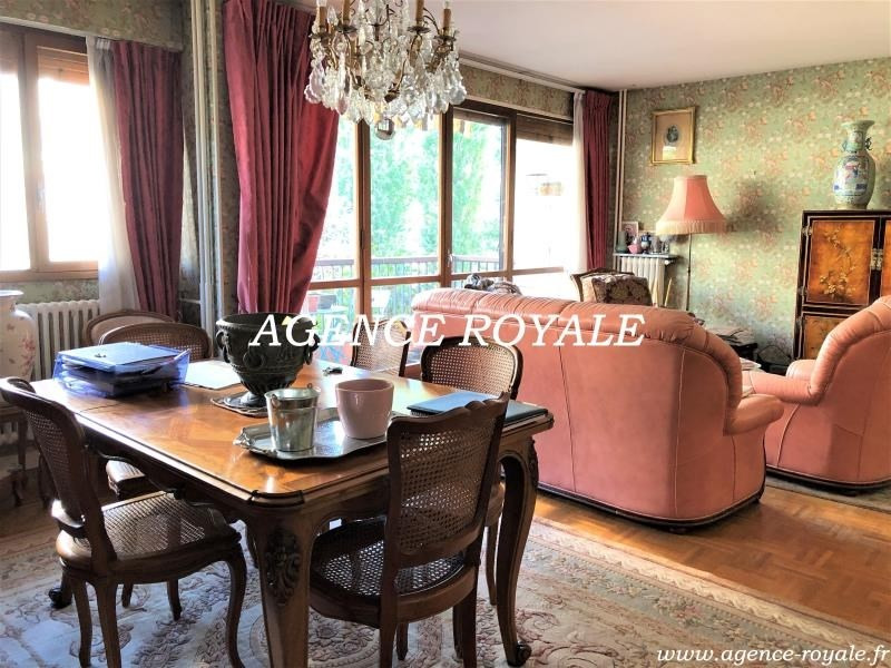 Sale apartment Chambourcy 295 000€ - Picture 2
