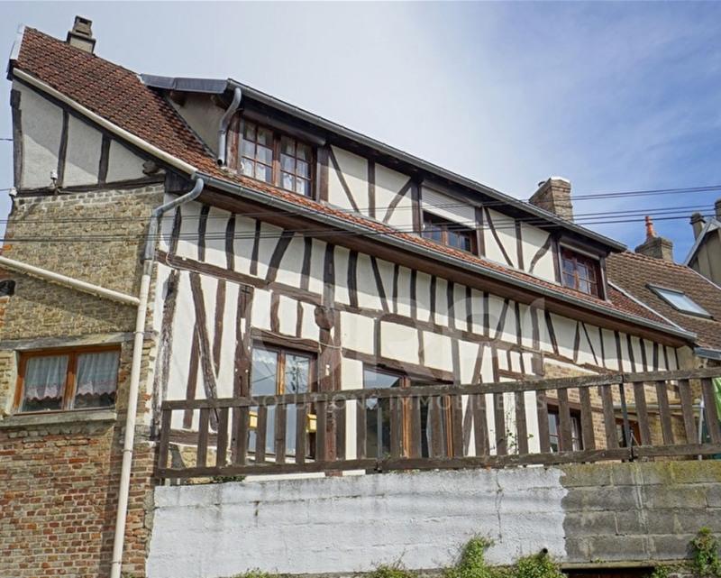 Maison ancienne - 3 Chambres bureau - LES ANDELY