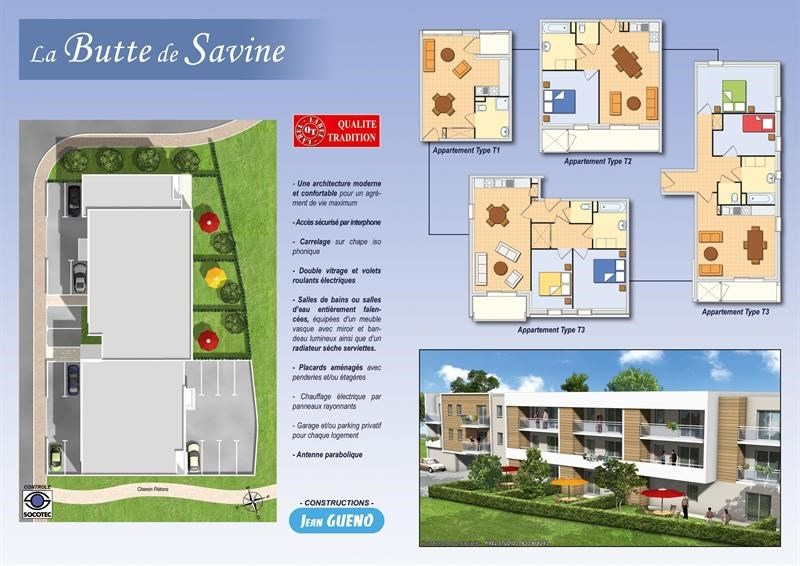 New home sale program Trignac  - Picture 1