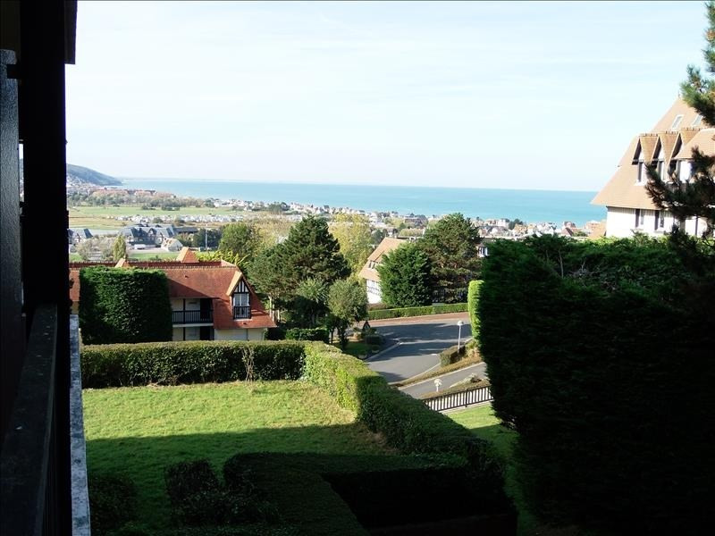 Sale apartment Blonville sur mer 80 000€ - Picture 1