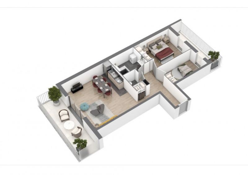Vente appartement Saint nazaire 190000€ - Photo 4