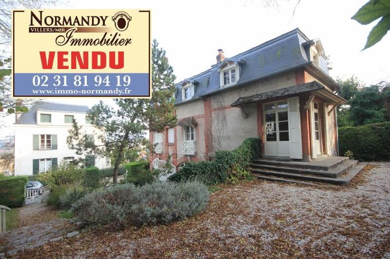 Vente maison / villa Villers sur mer 498000€ - Photo 2